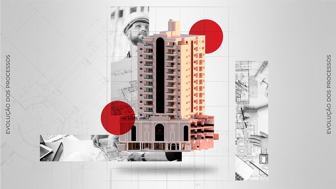 Projetos de Engenharia: do Nanquim ao BIM
